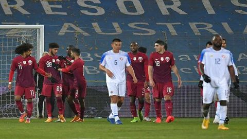 Costa Rica rescata empate ante Qatar en regreso de Navas