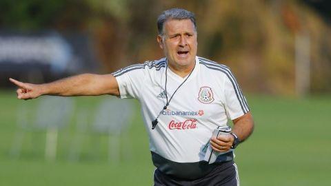 Martino quiere dejar idea futbolística como gran legado en la selección mexicana