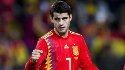 Morata tiene 2da oportunidad para liderar ofensiva de España