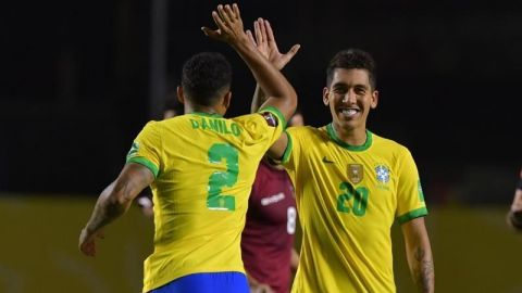 Brasil lidera, pese a deslucido triunfo sobre Venezuela