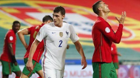 Francia elimina a Portugal y avanza al 'Final Four' en la UEFA Nations League