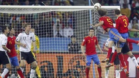 España no gana a Alemania desde la semifinal del Mundial de Sudáfrica