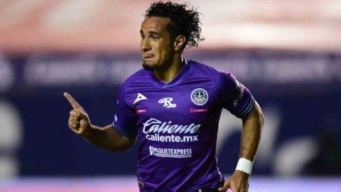 Sanvezzo renueva su vínculo con Mazatlán FC