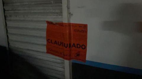 Multaron a 111 comercios en Tijuana este fin de semana