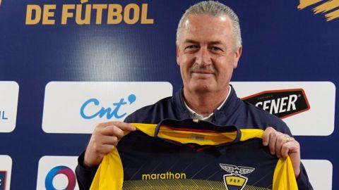 """Alfaro: """"Ante equipos como Colombia son partidos muy cerrados"""""""