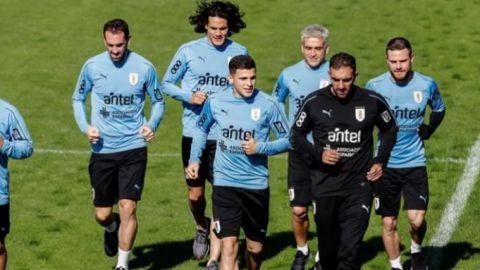 Uruguay buscará mantener senda ganadora en clásico con Brasil