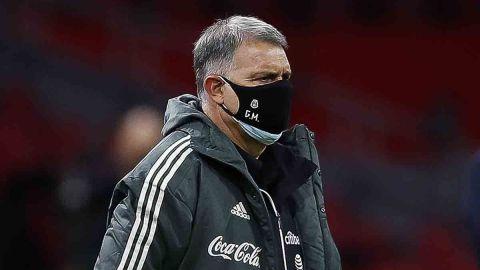 "Aún falta mucho por trabajar con selección mexicana, dice ""Tata"" Martino"