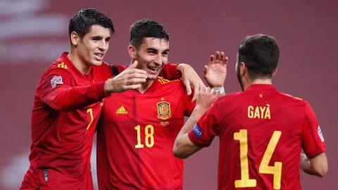 España pulveriza a Alemania con goleada de escándalo