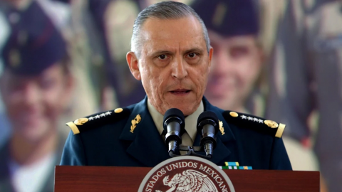 EU desestimará cargos contra Salvador Cienfuegos para que sea juzgado en México