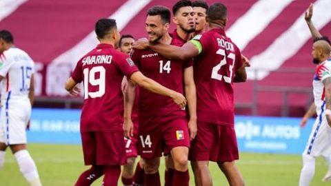Venezuela gana su primer partido y sacude su mala racha ante Chile