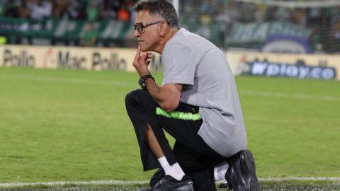 Salud de Juan Carlos Osorio empeora por el Covid-19