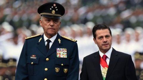 ''En caso Cienfuegos está de por medio prestigio de Fuerzas Armadas''