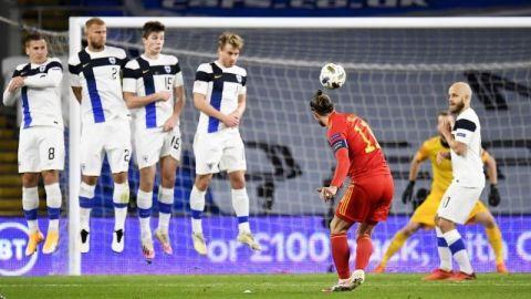 Bale guía a Gales a la Liga A