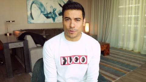 Otra baja en los Latin Grammy: Carlos Rivera cancela participación