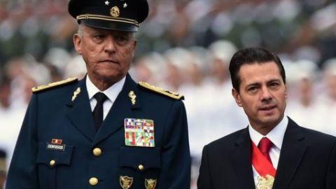 México sabrá aplicar la ley en caso Cienfuegos: Ebrard