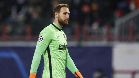 """Oblak mira al Barcelona: """"La clave es defender bien y atacar mejor"""""""