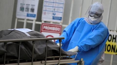México, a punto de llegar a 100,000 decesos por coronavirus