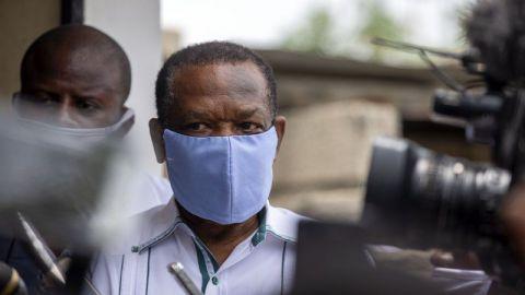 FIFA veta de por vida a presidente de fútbol de Haití