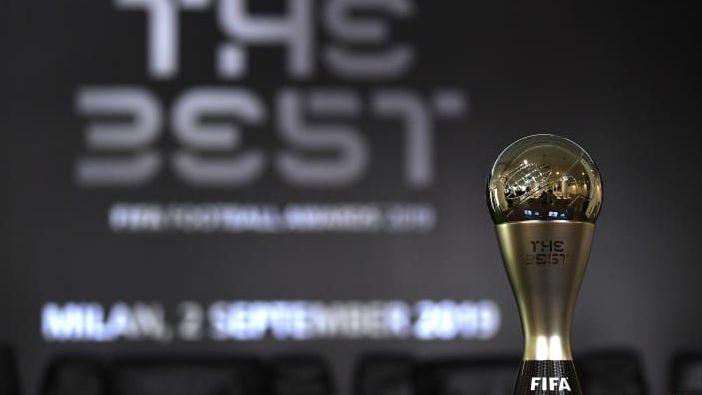 FIFA entregará los premios The Best, en ceremonia virtual