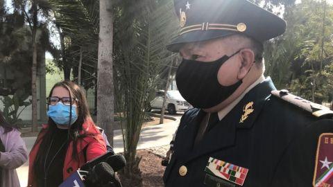 Si la ley lo aprueba el uso de mariguana, ejército no tiene problema: Luna Jaime