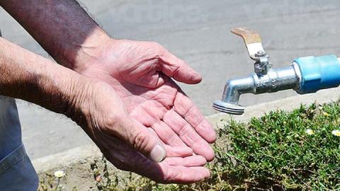 Rosarito sin agua por fuga del acueducto