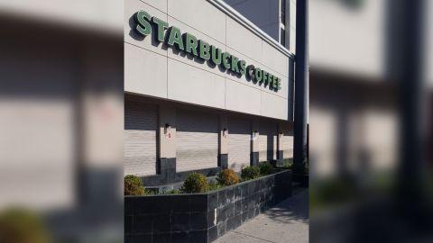 Clausuran Starbucks de Zona Río; no cumplían con medidas sanitarias