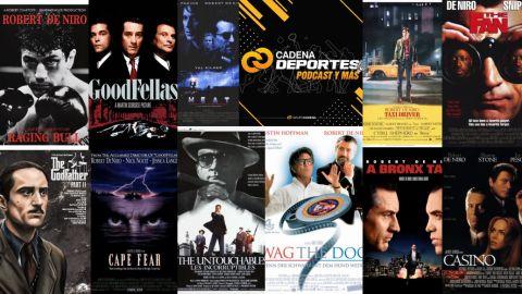 CADENA DEPORTES PODCAST: ¡Hablemos del gran trabajo de Robert De Niro!