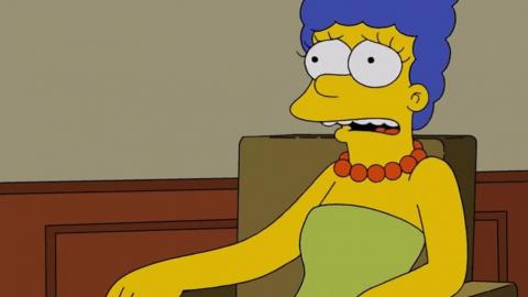 La loca teoría que afirma que Marge Simpson no es humana