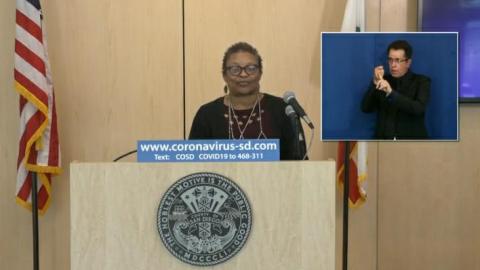 Reportan cifra récord de casos nuevos de COVID-19 en San Diego