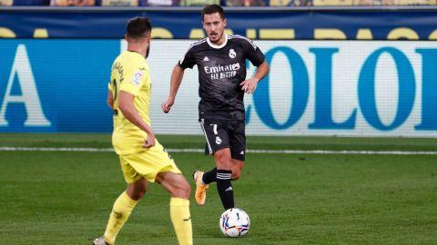 Con polémica, Real Madrid empató frente al Villarreal