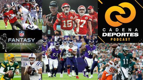 CADENA DEPORTES PODCAST Semana 11 de la NFL: La diferencia que hace un jugador