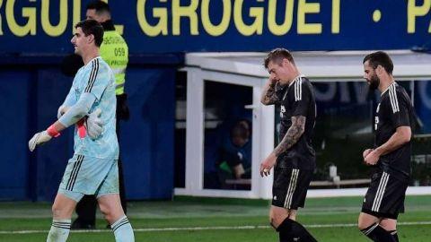 Sufrimos muchos penaltis, admite Nacho