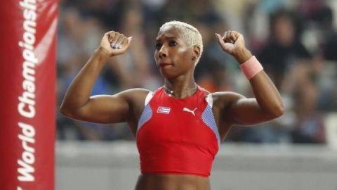 Figuras del atletismo cubano se entrenan en Portugal para la olimpiada de Tokio