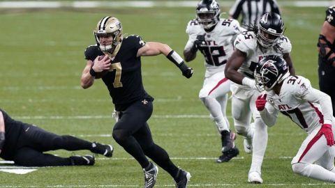 Saints vence a Falcons y llega a 7 triunfos en fila