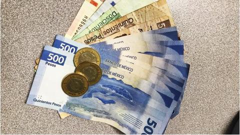 Salario mínimo no debe subir más de 135 pesos en 2021: Coparmex