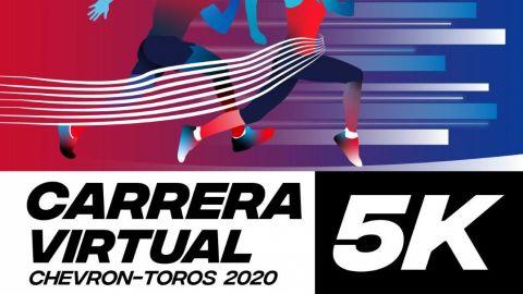 Toros presenta carrera virtual de 5 kilómetros