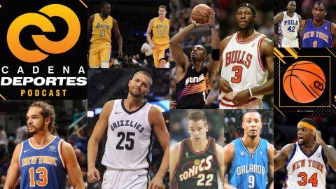 CADENA DEPORTES PODCAST: Las peores firmas de agentes libres en la NBA