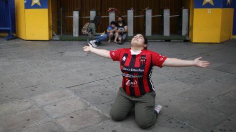 CONMEBOL posterga Inter-Boca por muerte de Maradona