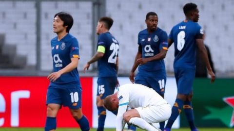 El Oporto pone un pie en octavos a costa de otra derrota del Marsella
