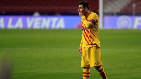"""Eto'o: """"Si Messi sale, que su salida esté a la altura de jugador que ha sido"""""""