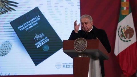 ''Es más precisa la 'Biblia' de Pío'': FCH sobre Guía Ética de AMLO