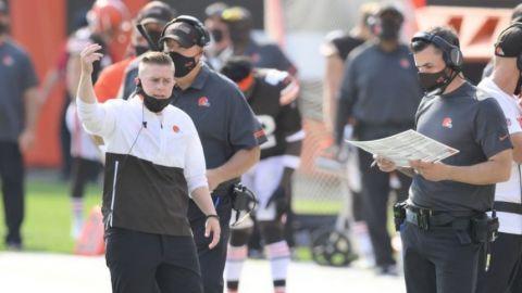 Entrenadora dirigirá a tight ends de Browns durante partido
