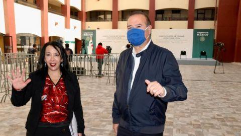 Alcalde Arturo González invitado por López Obrador a Rosarito