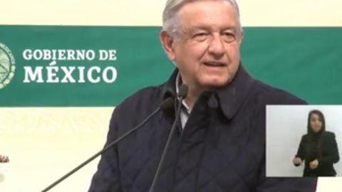 Respalda AMLO acciones de gobernador Bonilla en cobro de agua