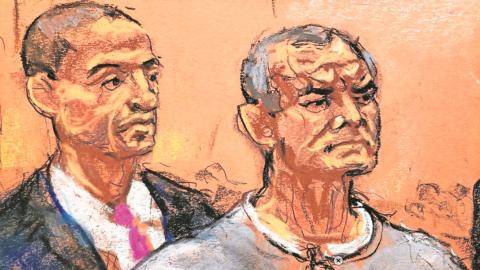 Desconoce AMLO si FGR solicitó extradición de García Luna