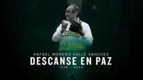 Muere Rafael Moreno Valle, ex presidente del Puebla y Pericos