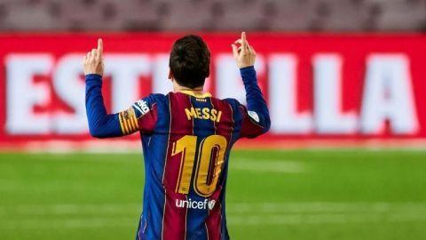Messi, el que más dispara y regatea; Correa, máximo asistente