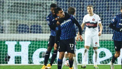 Cristian Romero da un punto de oro al Atalanta