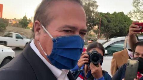 En calidad de testigo por muerte de Mariano Soto, Arturo González Cruz comparece