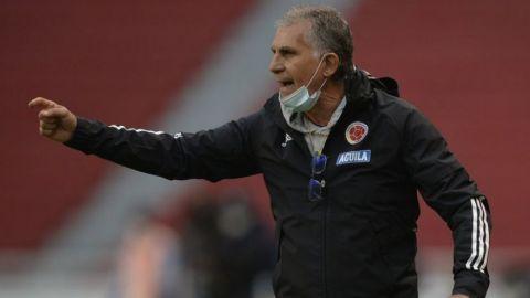 Queiroz deja de ser el técnico de Colombia